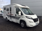 Adria Compact SP 2016 Front