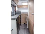 Adria Compact SP galley