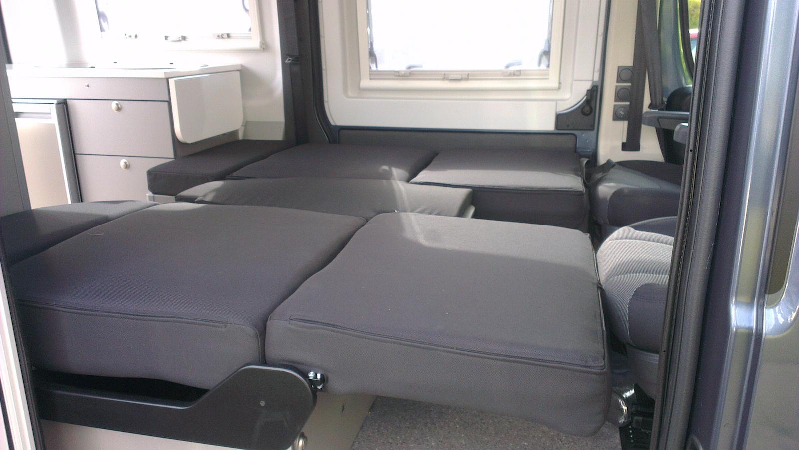 2 Berth Motorhome For Hire Adria Twin 500s Motorhome