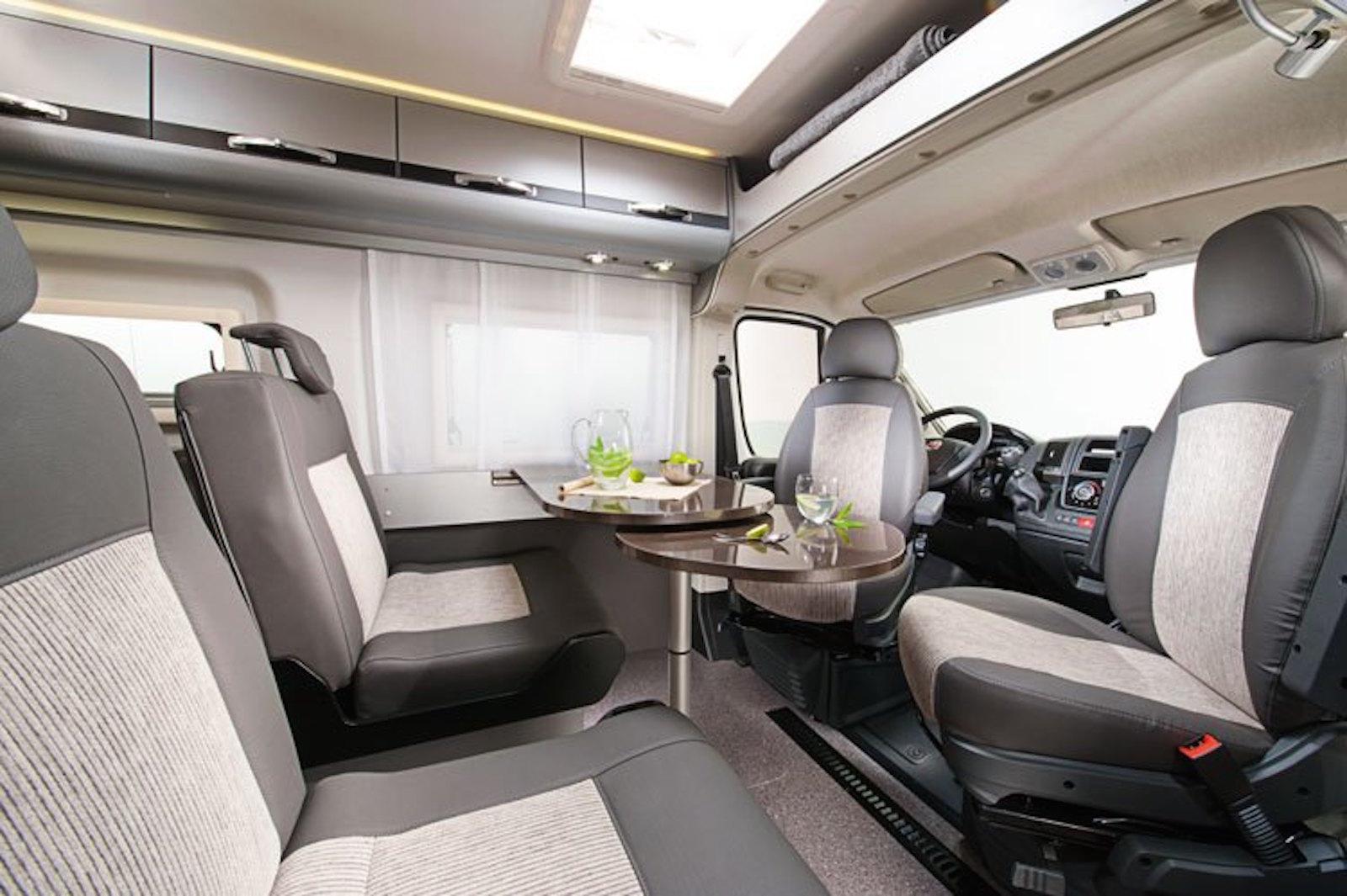 2 Berth Motorhome For Hire Adria Twin 500s Motorhome Holiday Company
