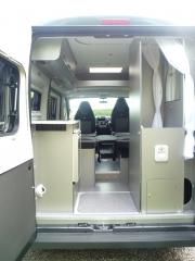 Twin 500S Rearview