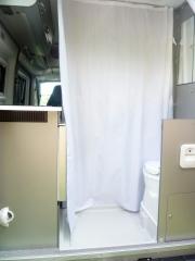 Twin 500S Shower Curtain