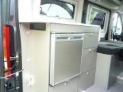 Twin 500S Kitchen storage