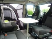 Twin 500S interior