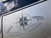 2 berth Hobby Vantana 65 compass