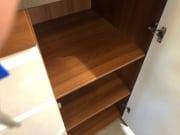 2 berth Hobby Vantana 65 cupboard