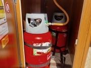 2 berth Hobby Vantana 65 gas