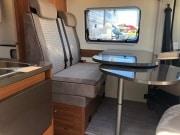 2 berth Hobby Vantana 65 lounge seats