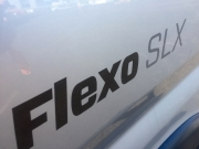 Flexo badge