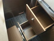 Flexo drawer storage