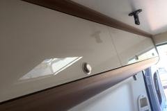 Flexo rear cupboards