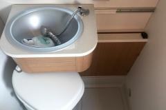 Flexo sliding sink