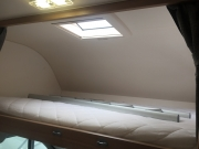 SunLiving A35 overcab double bed