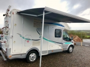 Chasson Flash 10 with awning