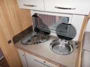 Chausson Flash10 kitchen