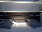 Sonic Supreme Rear Bed storage