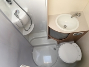 SunLiving A35SP bathroom and shower