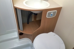 SunLiving A35SP bathroom storage