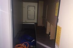 SunLiving A35SP inside garage