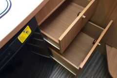 SunLiving A35SP kitchen drawers