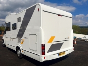 SunLiving M45SP Rear corner