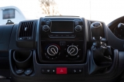 IONA Tline 740 sat nav and manual gearbox