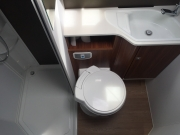Adria Coral XL Bathroom