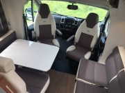 Adria Coral XL Day view
