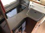 Adria Coral XL Kitchen