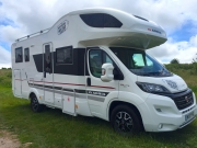 Adria Coral XL Sideview