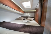 Coral XL Rear Double Bed