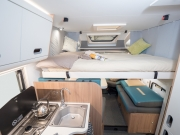 SunLiving S70SP dropdown bed
