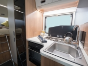 SunLiving S70SP kitchen hobb and sink