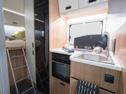 SunLiving S70SP kitchen