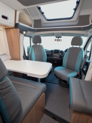 SunLiving S70SC front lounge