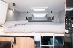 SunLiving S75SL bed with ladder
