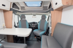 SunLiving S75SL front lounge