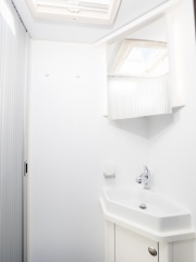 SunLiving S70DF Sink and shower