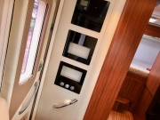 Adria Coral XL Plus control panels