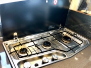 Adria Coral XL Plus gas hob