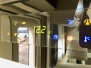 Adria Coral XL Plus control panel