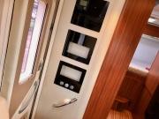 Adria Coral XL Plus control panels