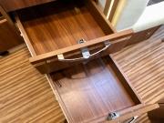Adria Coral XL Plus kitchen drawers