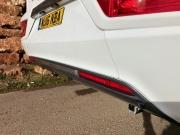 Adria Coral XL Plus rear parking sensors