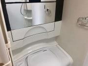 Adria Matrix Axess 590SG bathroom foldaway sink