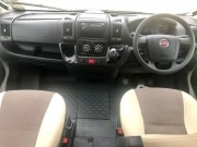 Adria Matrix Axess 590SG cab