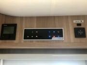 Adria Matrix Axess 590SG control panel