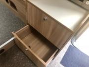 Adria Matrix Axess 590SG drawers