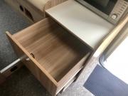 Adria Matrix Axess 590SG food drawer