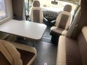 Adria Matrix Axess 590SG lounge daytime